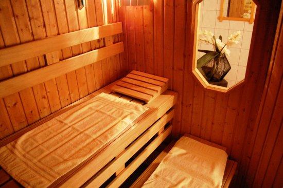 City Hotel am Wasserturm: Sauna