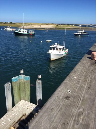 Chatham, MA: The boats.