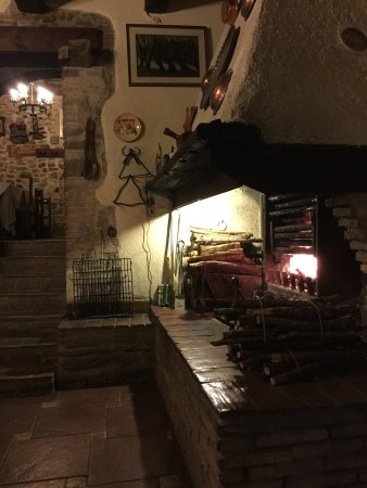 Valtopina, Italia: ambiente accogliente