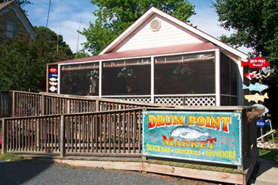 Tylerton, MD: Drum Point Market