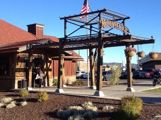 The Montana Club Restaurant - Butte: Montana Club, Butte MT