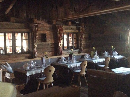 Sankt Margarethen im Lungau, Oostenrijk: Einmalige Landschaft, einmaliges Hotel