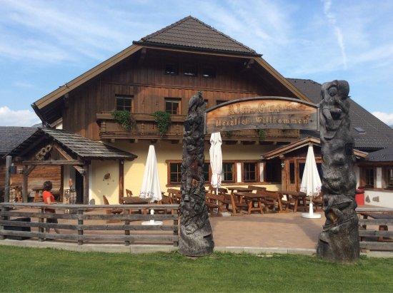 Sankt Margarethen im Lungau, Austria: Einmalige Landschaft, einmaliges Hotel