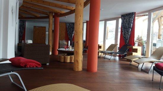 Leogang, Austria: Familien-Spa