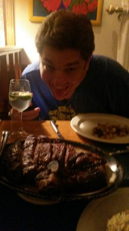 Jensen Beach, FL: Steak Monster!