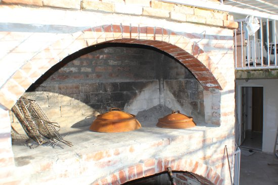 Trpanj, كرواتيا: our grill