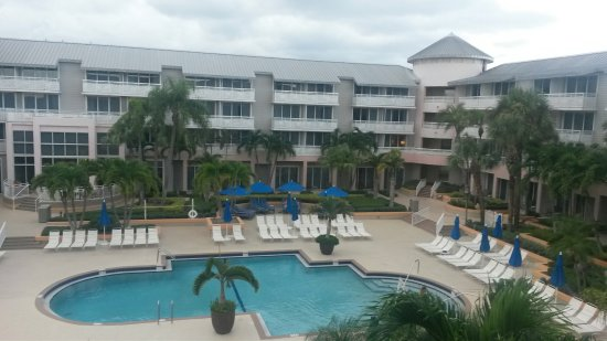Hutchinson Island Marriott Beach Resort & Marina: From Our Room!