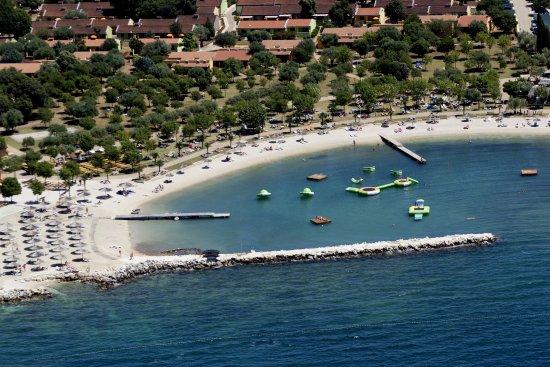 Naturisten Camping Valalta in Rovinj, campings in Istrie