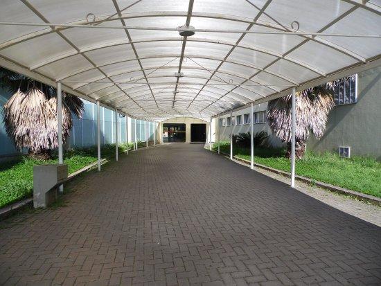 Barueri, SP: Entrada para o museu