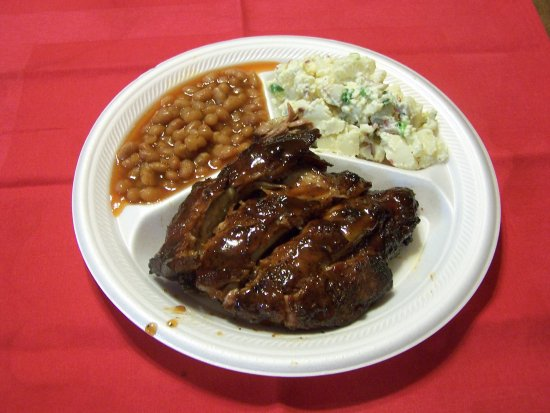 Celina, TN: Baby Back Ribs ... Saturday only special!