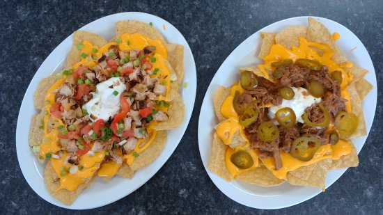 Celina, TN: New Monday Special ... BBQ Nachos!