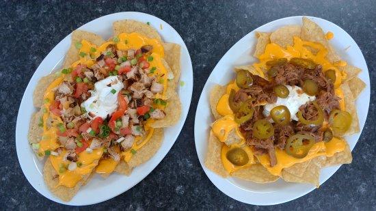Celina, Tennessee: New Monday Special ... BBQ Nachos!
