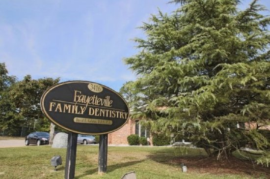 Файетвиль, Северная Каролина: Fayetteville Family & Cosmetic Dentistry 3.5 miles away from Crown Center Coliseum