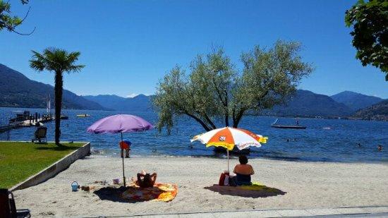 Tenero, Szwajcaria: Camping Lago Maggiore