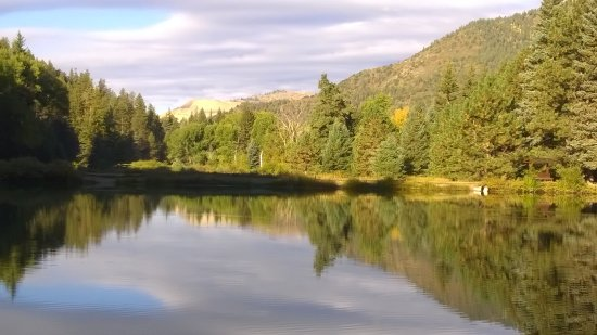 Carson National Forest: Fawn Lakes near Red River, NM