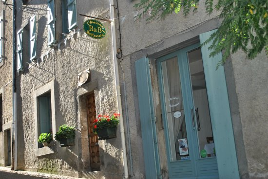 Caunes-Minervois, Fransa: Welcome to L'Ancienne Boulangerie...