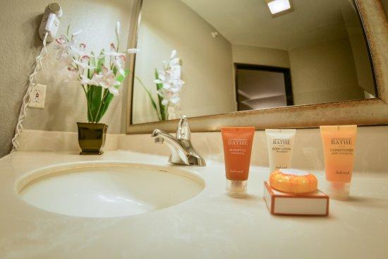 Pottsboro, Техас: Hotel Bathrooms