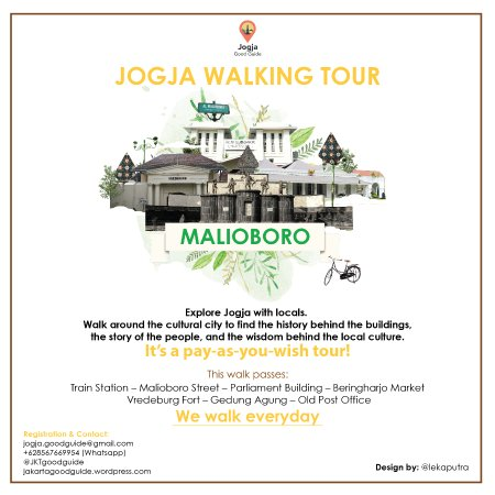 Jogja Walking Tour - Malioboro