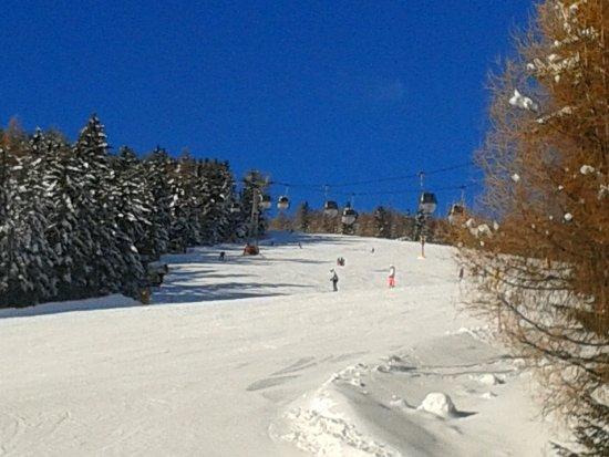 Hotel Poernbacher: ski
