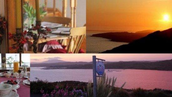 Clifden Bay Lodge: vue d'ensemble