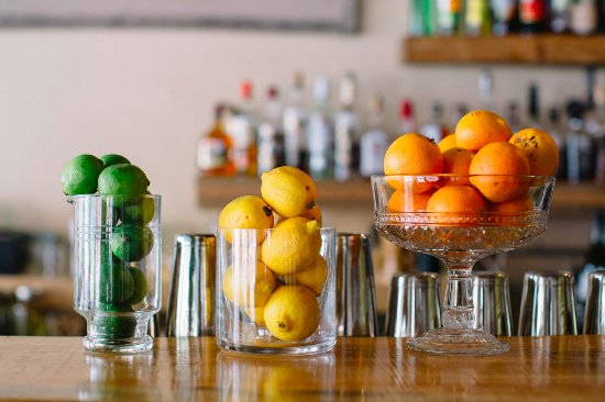 Spruce Pine, Carolina del Norte: fresh citrus