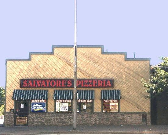 Salvatore's Pizza Macedon, NY