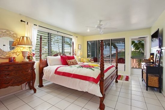 Big Island Retreat: Orchid Suite