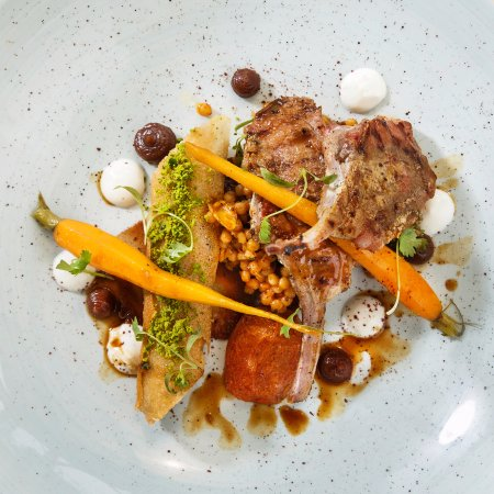 Melbourn, UK: Award winning restaurant