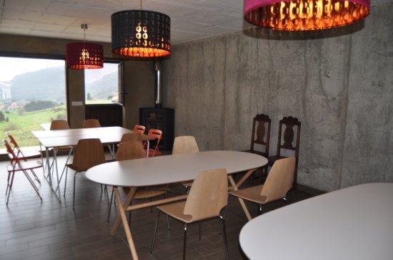 Casona la Sierra: Sala de reuniones