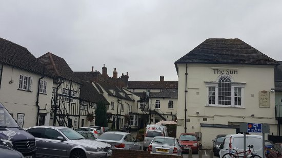 Hitchin, UK: Old British