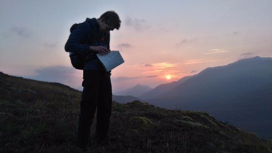 Kinlochleven, UK: Navigation Courses for all #richmountainexperiences