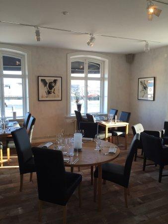 Kalmar, Suecia: Restaurang Tullhuset