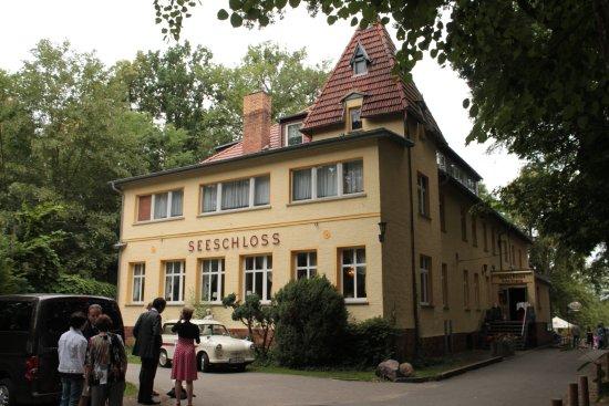 Eggersdorf, Duitsland: Hausansicht