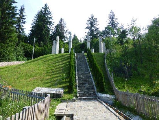 Moisei Massacre Memorial