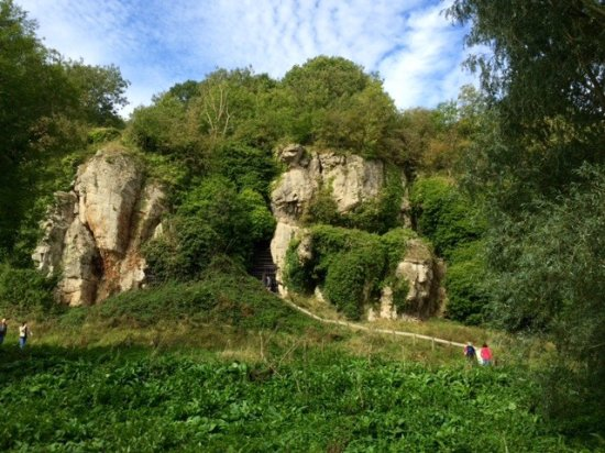 Creswell Crags Cave Tours