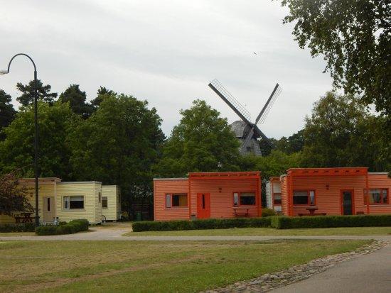 Ventspils, Lettonia: Miethütten und Mühlenmuseum
