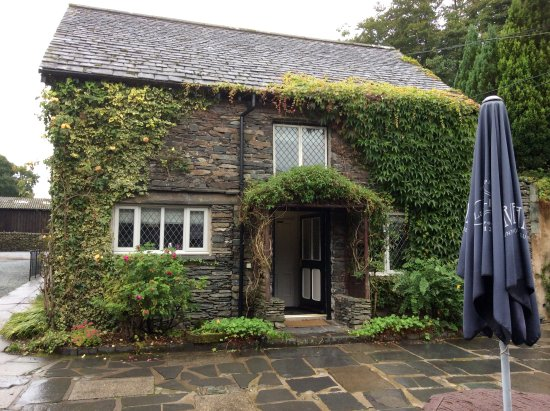 Troutbeck, UK : Our room, The Rowan, was in The Coach House.