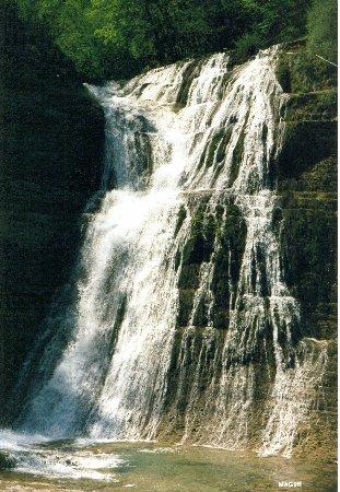 Badia Tedalda, อิตาลี: Cascata