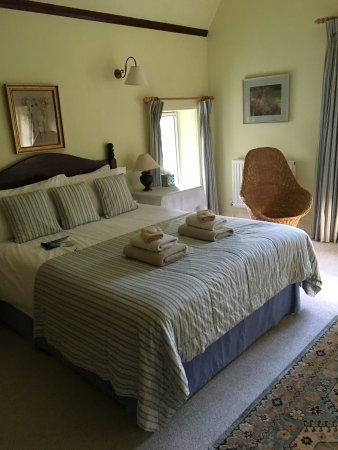 Nympsfield, UK: Bedroom