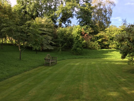 Nympsfield, UK: Garden