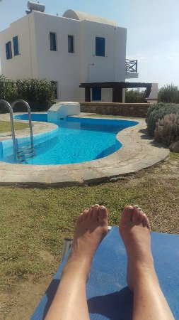 Gennadi, Griekenland: The pool