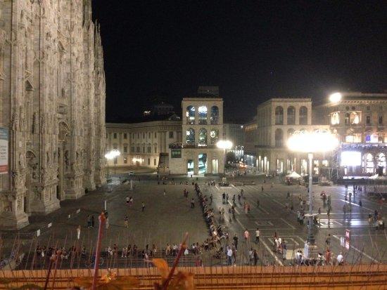 Vista Dalla Terrazza Su Piazza Duomo Picture Of Terrazza