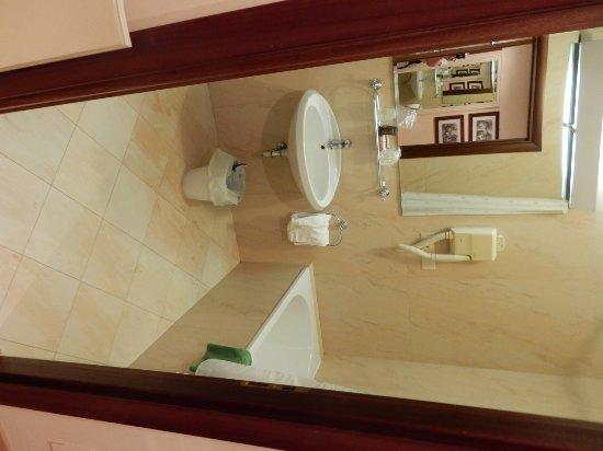 Residence Carl & Do: badkamer