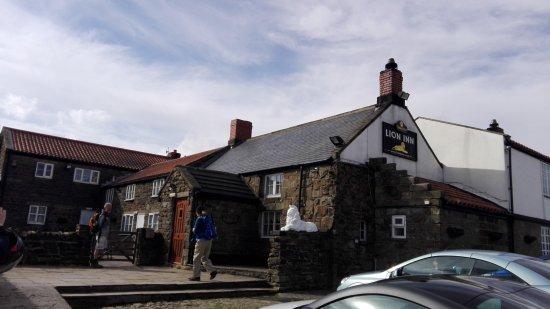 Kirkbymoorside, UK: the Inn
