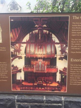 First Presbyterian Church: Nice church