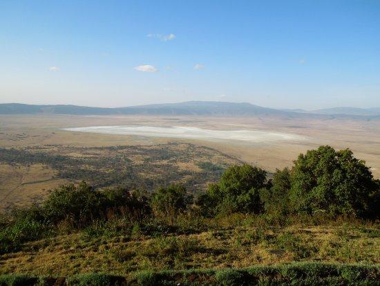 Arusha Region, Tanzania: NgoroNgoro Cater rim