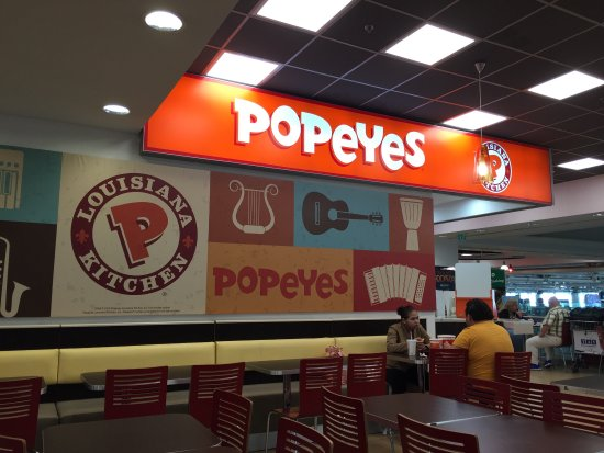popeyes istanbul ataturk airport passenger entry rd restaurant bewertungen fotos tripadvisor