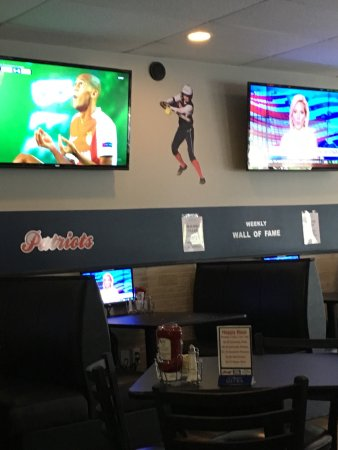 Ashland, Βιρτζίνια: Sports Page