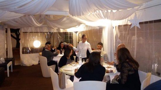 Vitulazio, إيطاليا: Sala riservata agli adulti