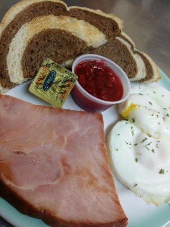 Lynden, WA: Breakfast